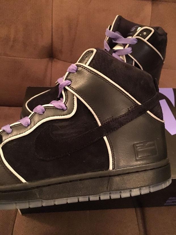 new style 0a5f2 51cda Nike SB Dunk High Purple Box Available 833456-002 ...