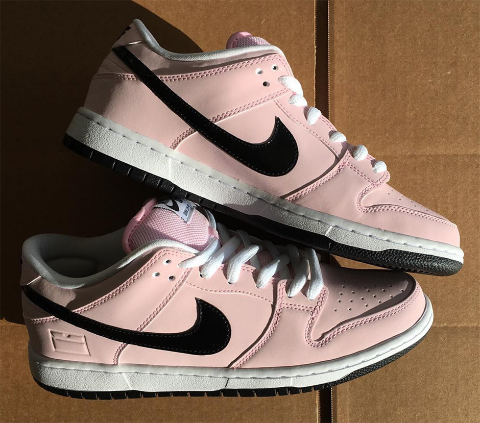 "Nike SB Dunk Low ""Pink Box"". Release Date  November 25th 871cc715b"