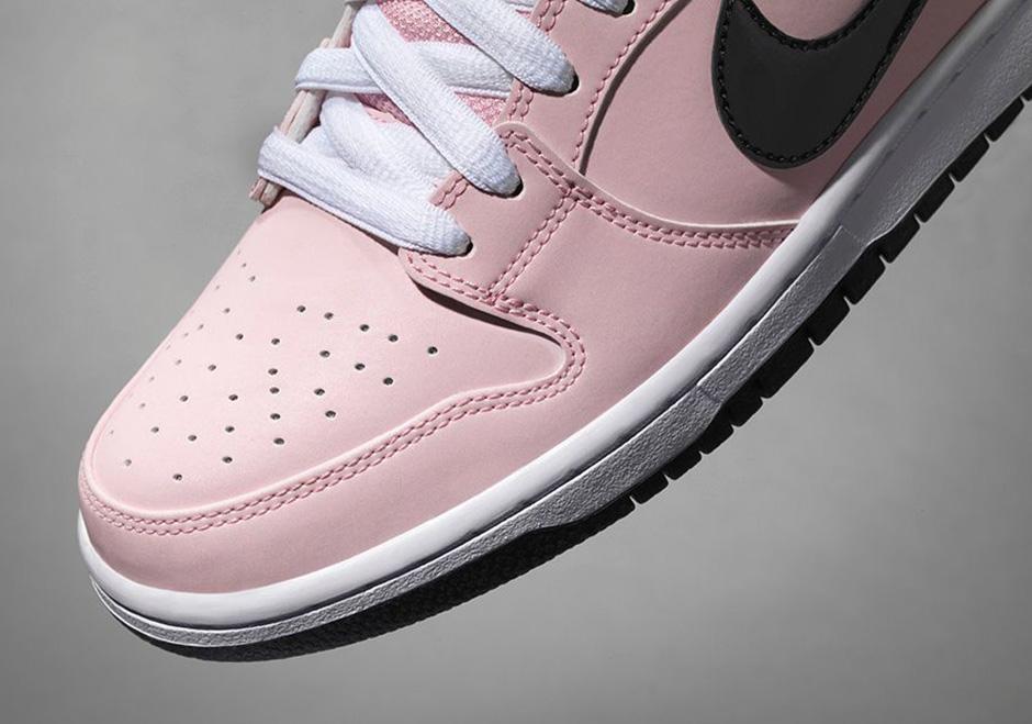 timeless design 2deb8 c3fec Nike SB Dunk Low Pink Box Release Date   SneakerNews.com