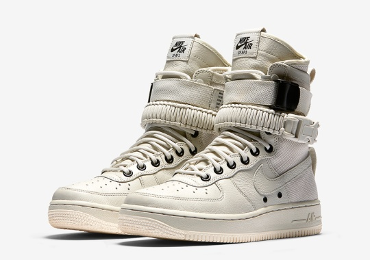 100% authentic 4d924 2f863 The Nike SF-AF1 Releasing In White