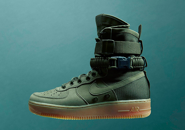 buy online eac23 9d4ea The Nike SF Air Force 1 Releases In Europe Tomorrow