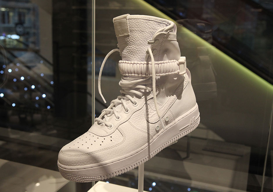 """What The"" Nike Kyrie 2 And More On Display At Nike SoHo NYC"