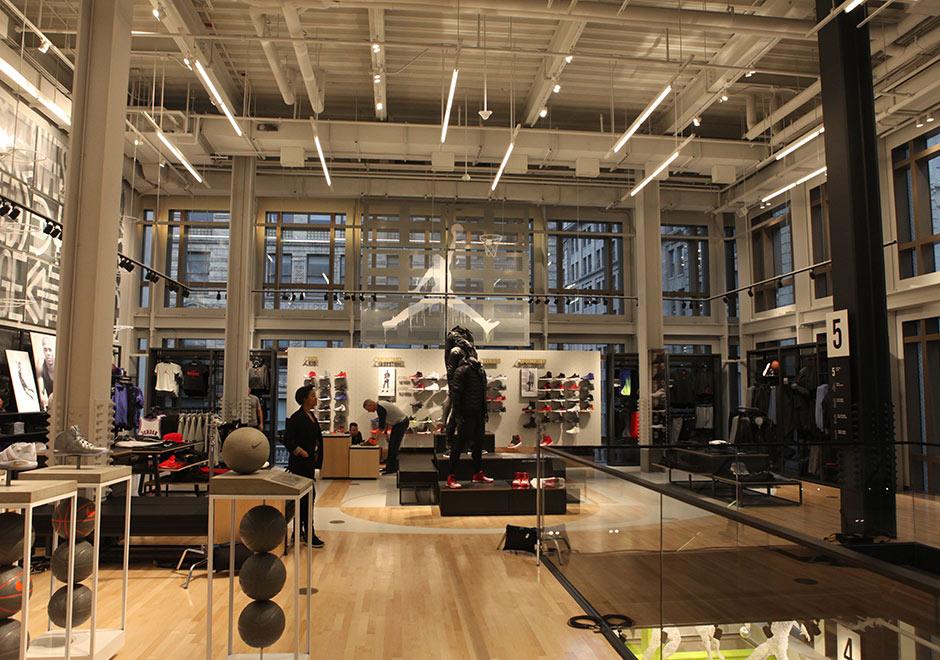 2356dd56055 Nike SoHo Store Hours, Location, Photos | SneakerNews.com