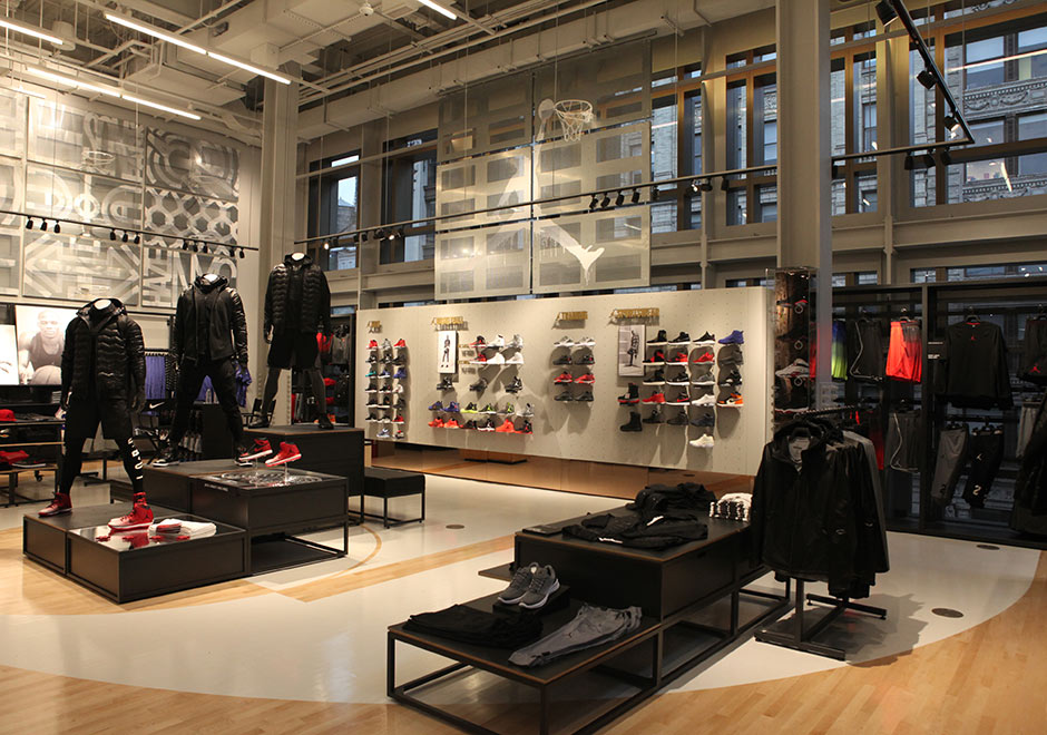 boutique nike nyc