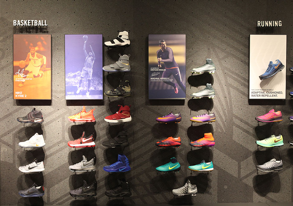 Nike SoHo Store Hours Location Photos