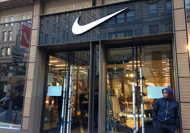 Nike Shoe Store In Nyc