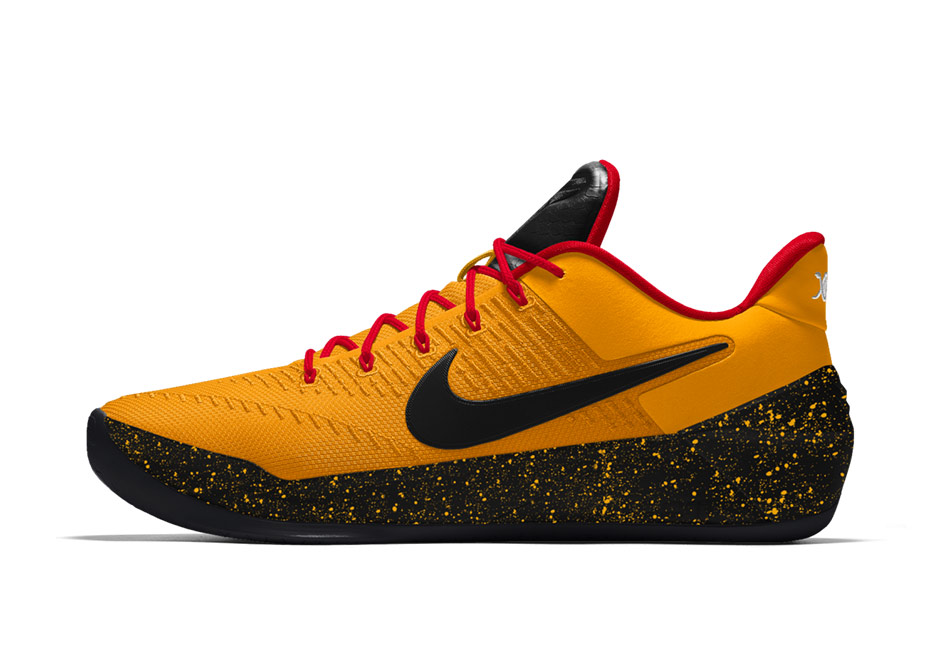 7dbc8ce29432 ... You Can Make Your Own Nike Kobe A.D. Colorways Starting Today ...