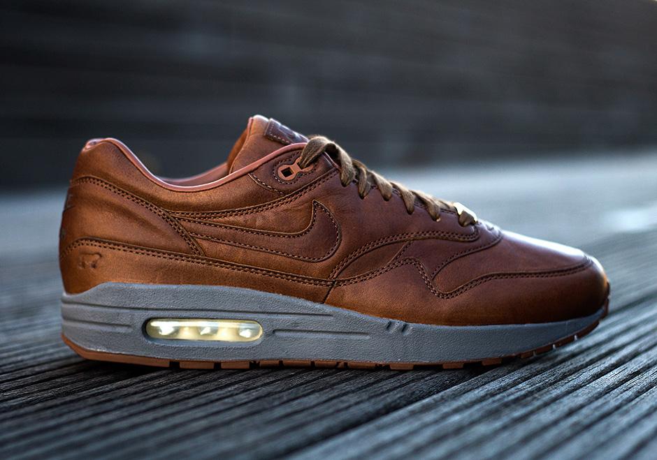 Nike air max 1 premium leather precio