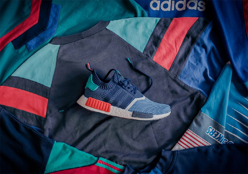Packer Shoes References Vintage Sportswear For Their adidas NMD Collaboration