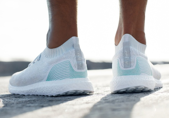 7,000 Pairs Of adidas' Recycled Sneaker Are Releasing Mid-November