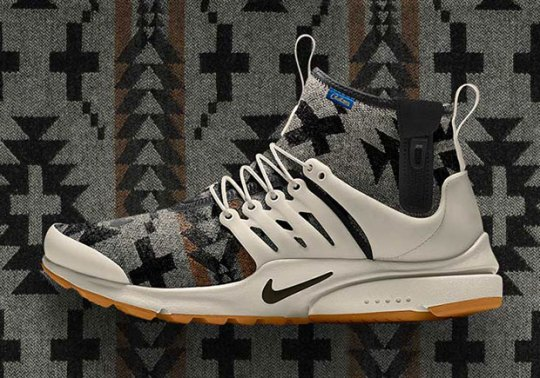 New Pendleton Options Are Live On NIKEiD For Winter 2016