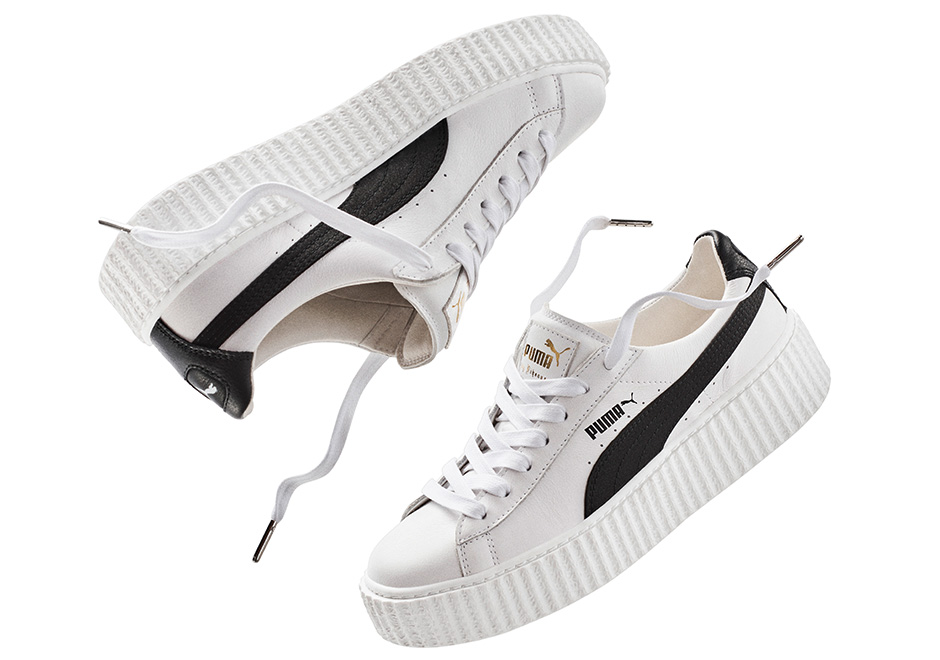 hot sale online 7f7ff 045dd Where to buy Puma Rihanna Velvet Creepers Online ...