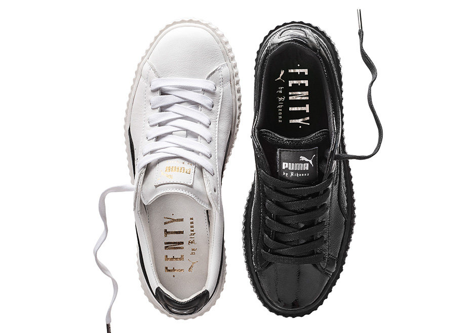 hot sale online 3a9ce dabc9 Where to buy Puma Rihanna Velvet Creepers Online ...