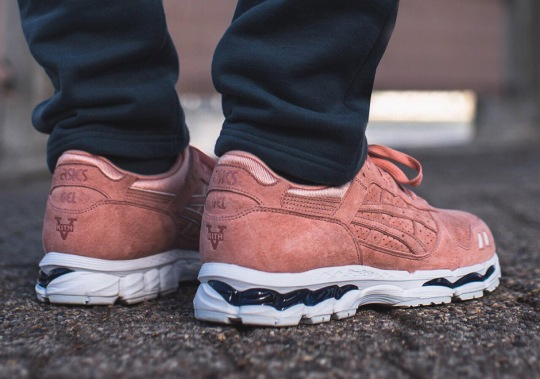 """Ronnie Fieg Bringing Back """"Salmon Toe"""" And """"Militia"""" For His Legends Day ASICS Collaboration"""