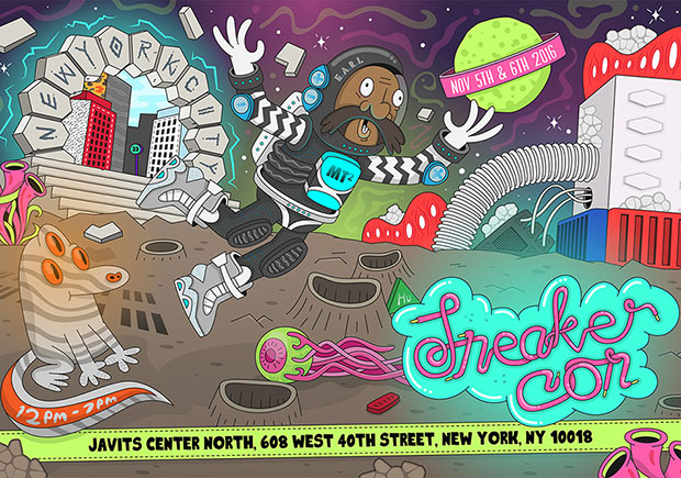 Sneaker Con New York 2016 Event Info Tickets