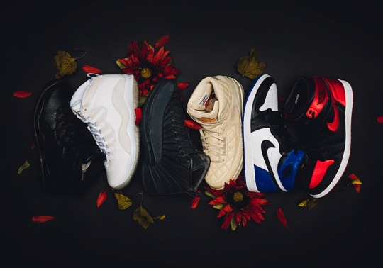 Social Status And WINGS For Kids Are Raffling Off Satin 1s, Fragment 1s, And More