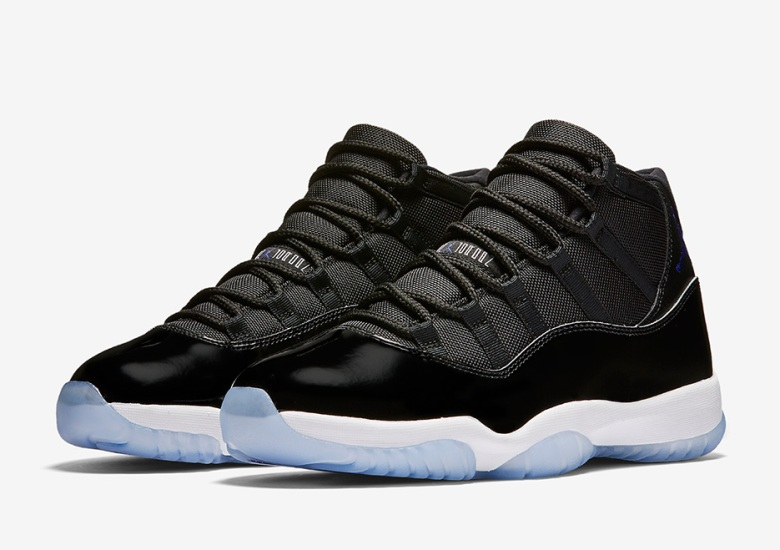 pretty nice 1ff53 f2331 Everything You Need To Know About The Space Jam Jordan 11 Release