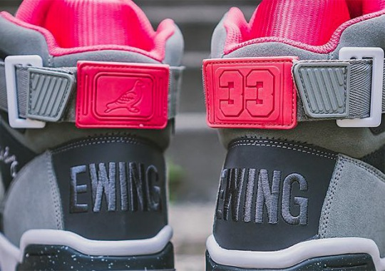"""Staple Teams Up With the Ewing 33 Hi For A """"Pigeon"""" Inspired Collaboration"""