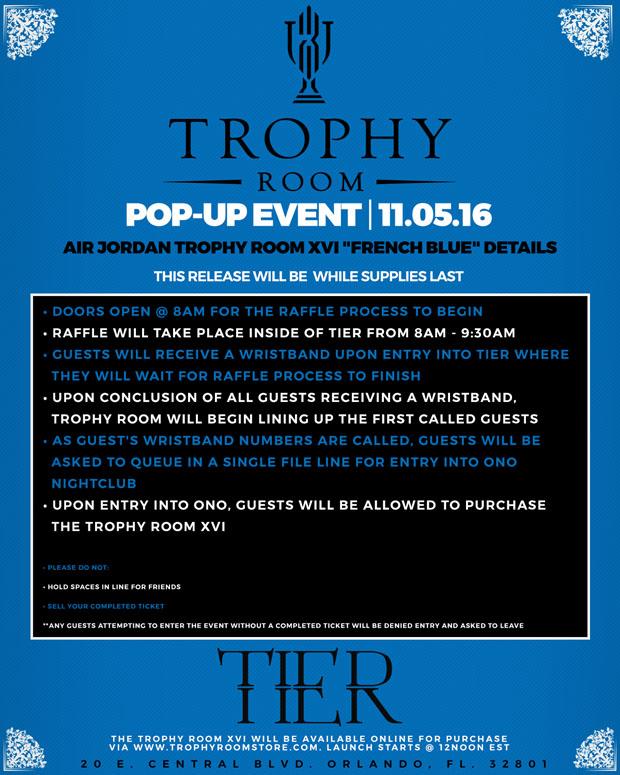 b994aeee193c28 Trophy Room Air Jordan 16 Release Date Info