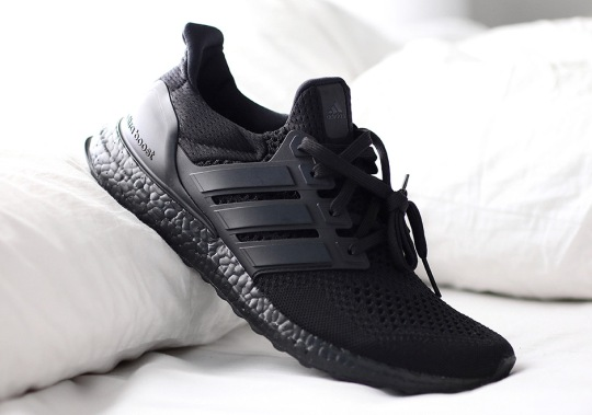 """Official Release Info For The adidas Ultra Boost """"Triple Black"""""""