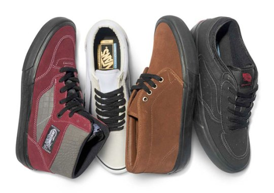 Vans Nears End Of 50th Anniversary Celebration With Pro Classics Collection
