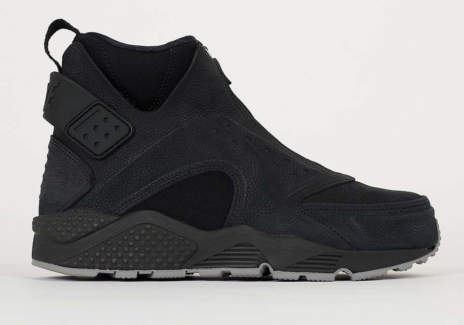 2fff5e17a92e Nike Air Huarache Run Mid Black 807314-002