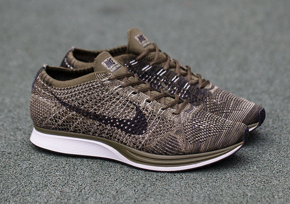 aaa72439a6c66 Nike Flyknit Racer Earth Tones Where To Buy