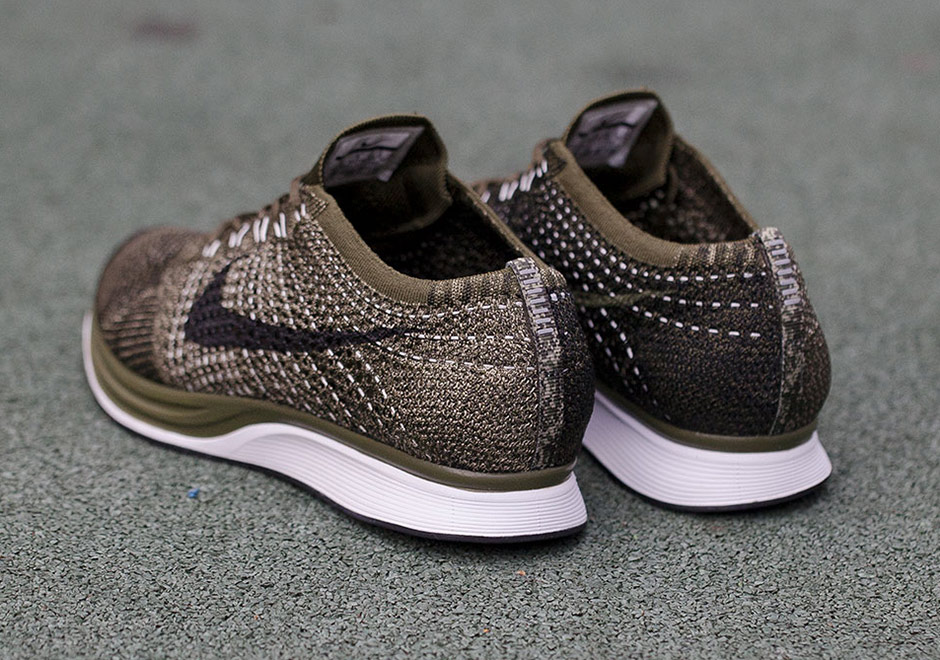 Nike Flyknit Racer Earth Tones Where To Buy  ee4687faf6d9