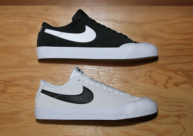 Nike SB Blazer XT Toe Caps 864348-019