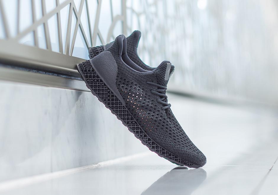 Adidas Futurecraft 4d Alle Svart nDki7XWT