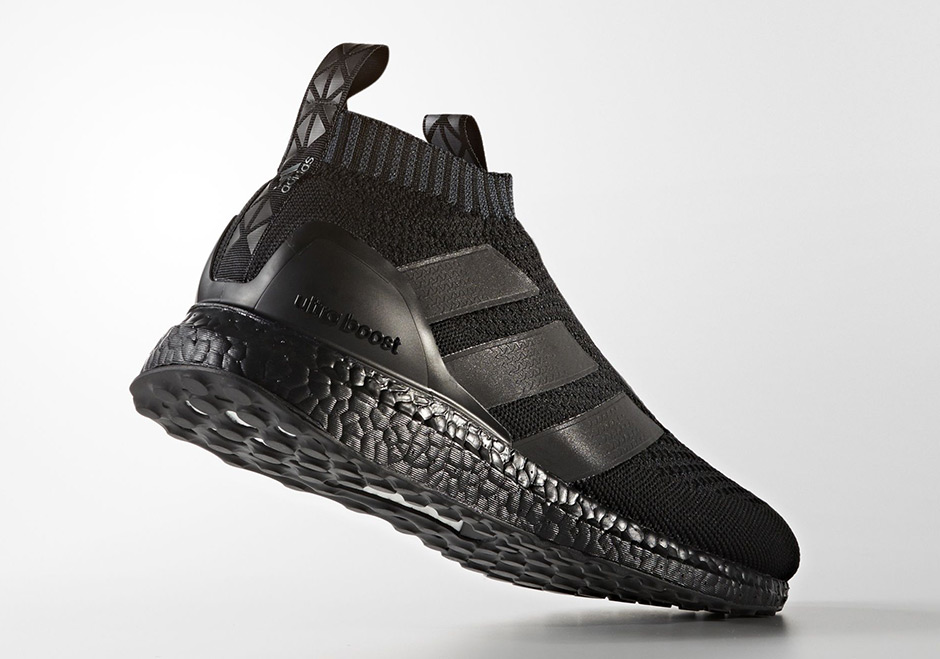 adidas ACE16 Ultra Boost Triple Black BY9088  361cb7814