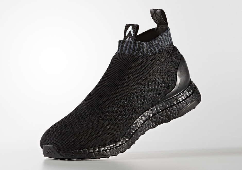 "02aceb9c adidas ACE16+ Pure Control Ultra Boost ""Triple Black"". Color: Core ..."