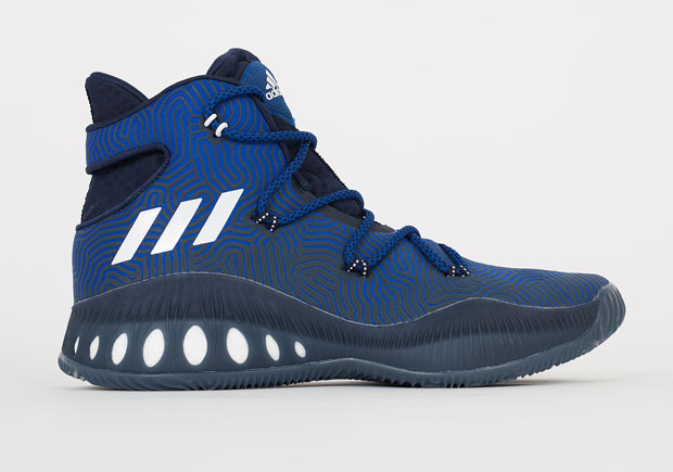 official photos b4272 5652c The adidas Crazy Explosive broke on to the scene earlier this year as a  bold new basketball silhouette with a performance-meets-style design,  developed with ...