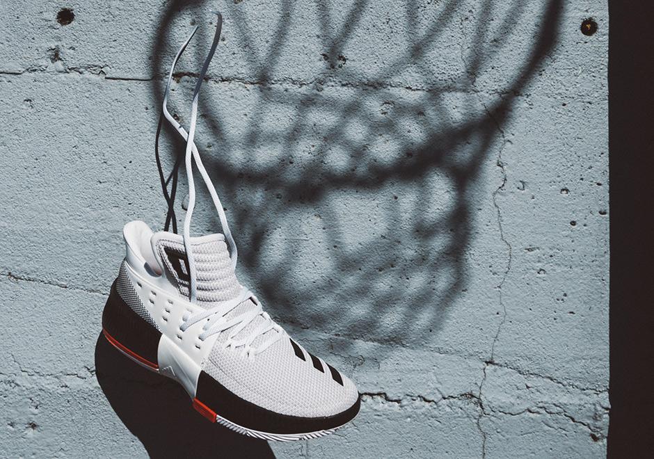 "adidas D Lillard 3 ""Rip City"". Style Code  BB8268 Release Date  January 19 f01e0460ca"