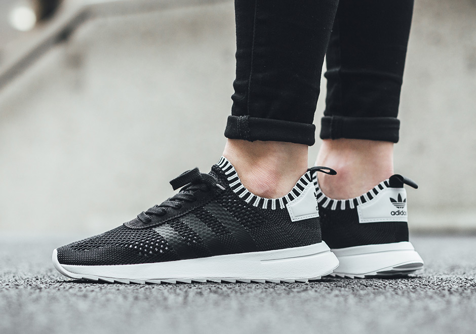 a7f996520751 The new women s sneaker from adidas known as the Flashback gets updated  with the brand s not-so-flashback modern material