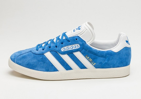 The adidas Gazelle Super Is Returning In January