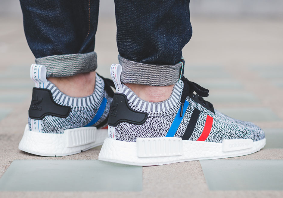 Adidas NMD Tri Color Pack