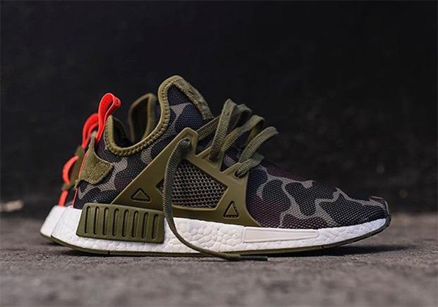 """8fceea826be3c adidas NMD XR1 """"Duck Camo"""" Pack Released Again Today"""