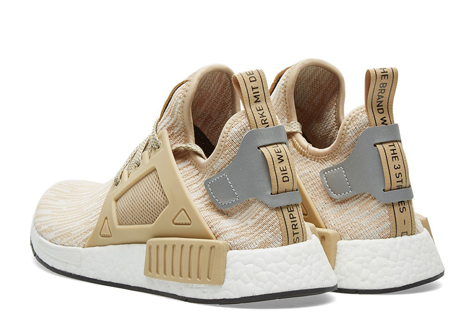 """adidas Releases An NMD XR1 In """"Linen"""""""