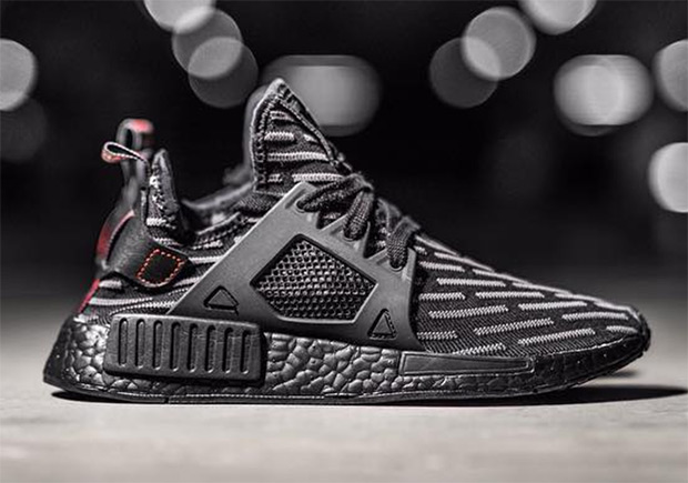 reputable site fbc10 bbbf7 The adidas NMD XR1 Appears With R2 Patterns