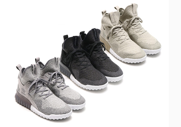 online retailer c14d0 156f8 One of the most popular adidas Tubular models moves into the new year with  new Primeknit-constructed colorways. We re talking, of course, about the  Tubular ...