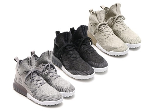 More Primeknit Options For The adidas Tubular X Are Coming
