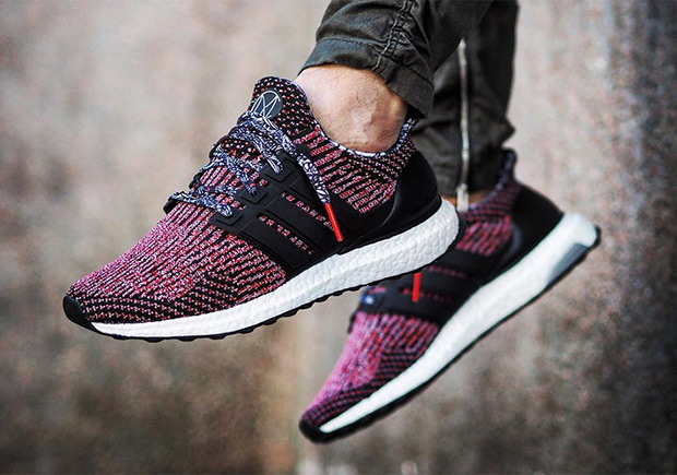 """f34db913963 adidas Dropped The Ultra Boost 3.0 """"Chinese New Year"""" In Quickstrike  Fashion Today"""