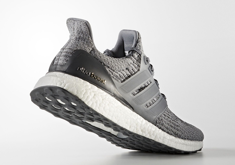 b925fb3dd ... discount adidas ultra boost 3.0 mystery grey ba8849 sneakernews f2176  224ae