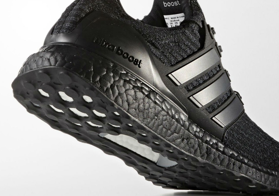 90c22e8d25ebf adidas Ultra Boost 3.0 Triple Black