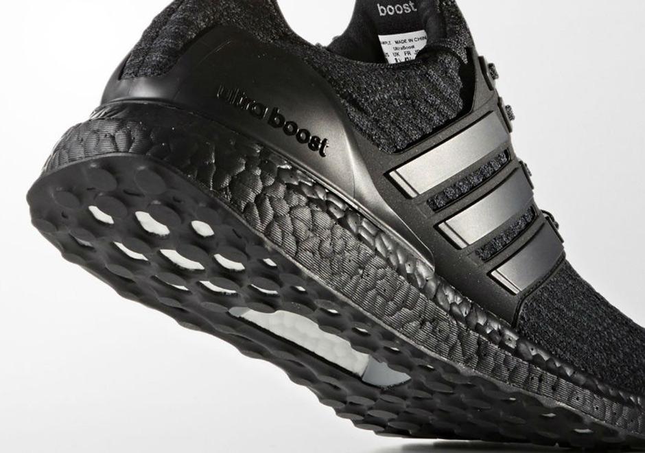 4ab64d0efc6 adidas Ultra Boost 3.0 Triple Black