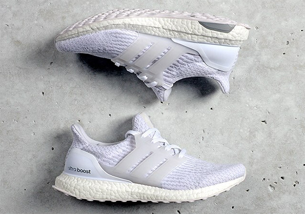 05a844803ce44 adidas Ultra Boost 3.0 Triple White - Where to buy online ...