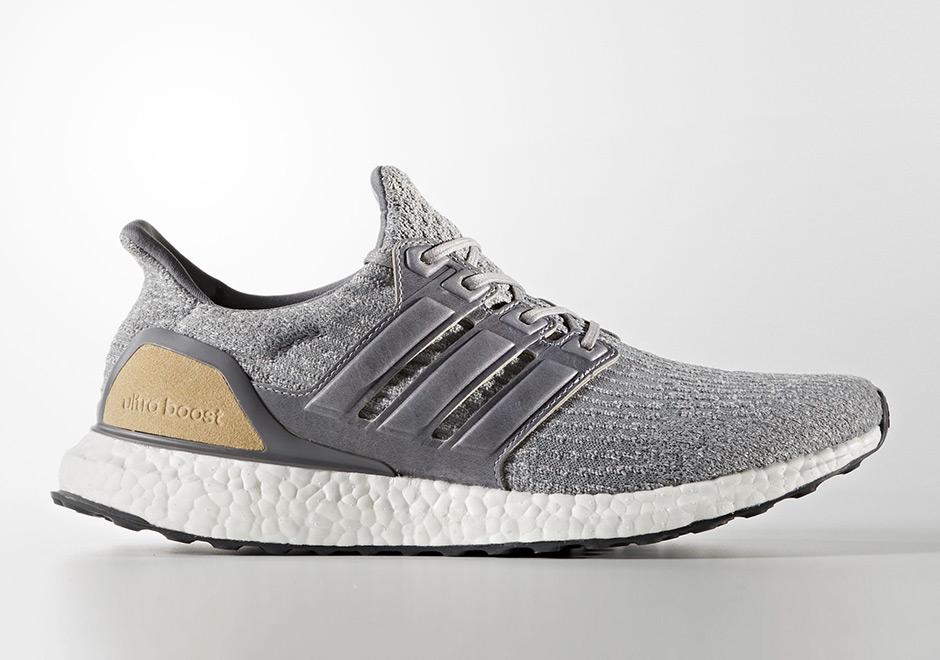 Adidas De Ultra Impulso 3.0 Jaula De Cuero Gris cRizxG