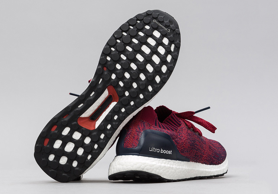 new style 1f1a3 e6aaa adidas Ultra Boost Uncaged Mystery Red BB4678 | SneakerNews.com