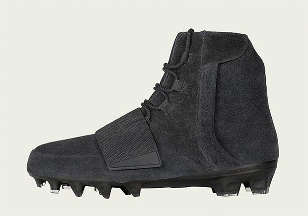 348a15b27d0e7 Are adidas Yeezy 750 Cleats Releasing In Black